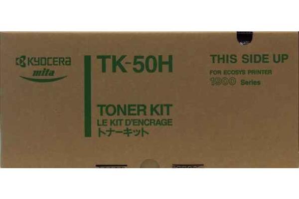 KYOCERA Toner-Kit schwarz TK-50H FS-1900 15´000 Seiten
