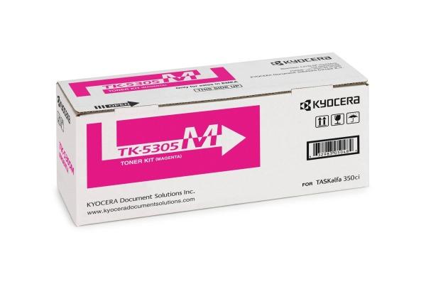 KYOCERA Toner-Modul magenta TK-5305M TASKalfa 350ci 6000 Seiten