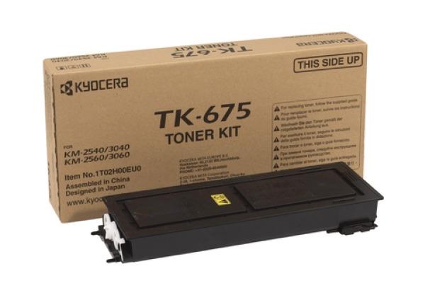 KYOCERA Toner-Modul schwarz TK-675 KM-2540/3040 20´000 Seiten