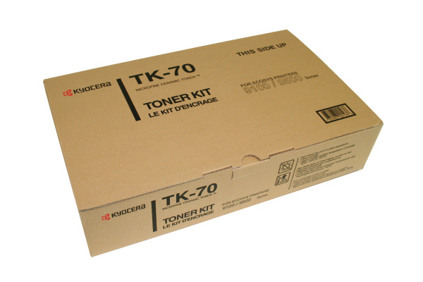 KYOCERA Toner-Kit schwarz TK-70 FS-9500DN 40´000 Seiten