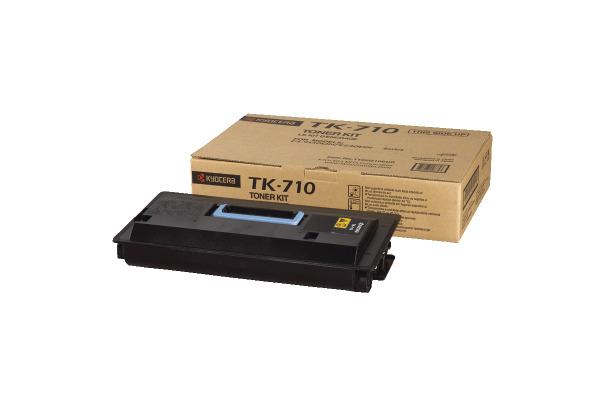 KYOCERA Toner-Modul schwarz TK-710 FS-9130/9530 40´000 Seiten