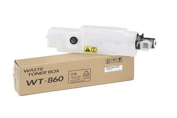 KYOCERA Resttoner-Behälter WT-860 TASKalfa 3500i 100´000 Seiten
