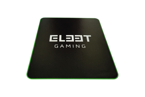 L33T FloorMat f. Gaming Chair/Tab 160513 Black/Green