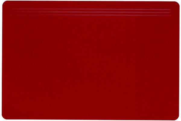 LÄUFER Schreibunterlage Matton 32604 rot 60x40cm