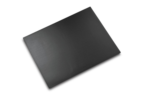 Schreibtischunterlage schwarz 42x30cm aus Kunststoff Durable Schreibunterlage