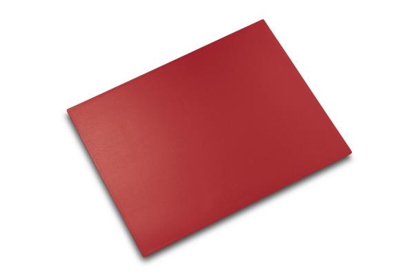 LÄUFER Schreibunterlage Durella 52x65cm 40654 rot