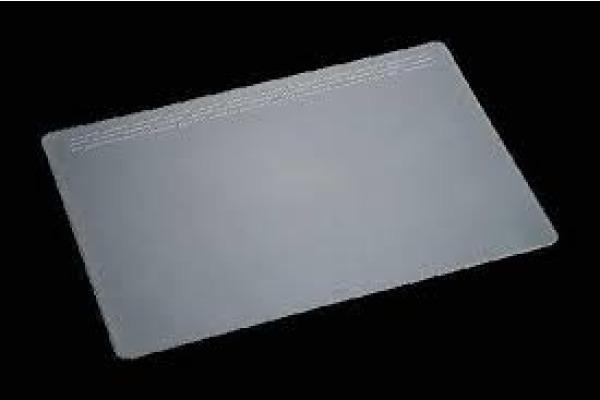 LÄUFER Folie zur Schreibunterlage 47035 Durella SOFT, transparent, 65x50cm