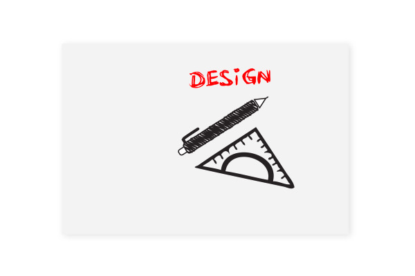 LEGAMASTE Whiteboard 50x75x10cm 7-106350 Board-UP Lackierter Stahl