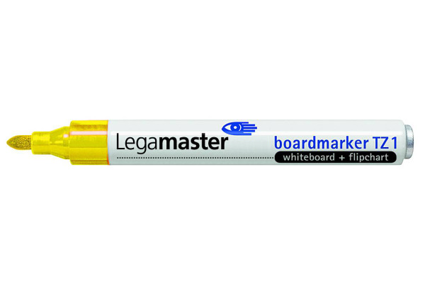 LEGAMASTER Whiteboard Marker TZ1 1,5-3mm 7-110005 gelb