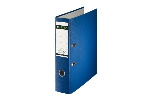 LEITZ Ordner 8cm 10135035 blau A4