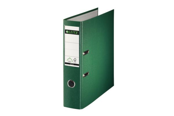 LEITZ Ordner 8cm 10135055 grün A4