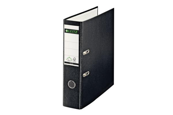 LEITZ Ordner 8cm 10135095 schwarz A4