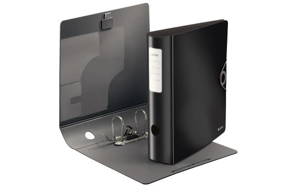 LEITZ Qualitäts-Ordner 180° 8,2cm 10471095 schwarz A4