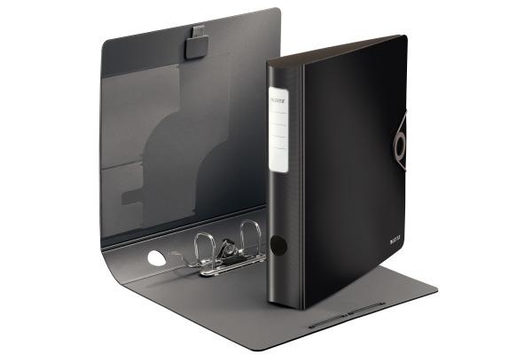 LEITZ Qualitäts-Ordner 180° 6,2cm 10481095 schwarz A4