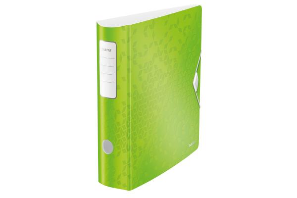 LEITZ Ordner 8cm 1106-00-54 grün A4