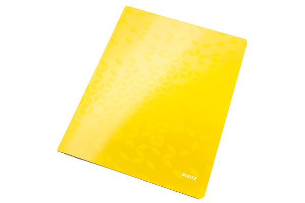 LEITZ Schnellhefter WOW A4 30010016 gelb