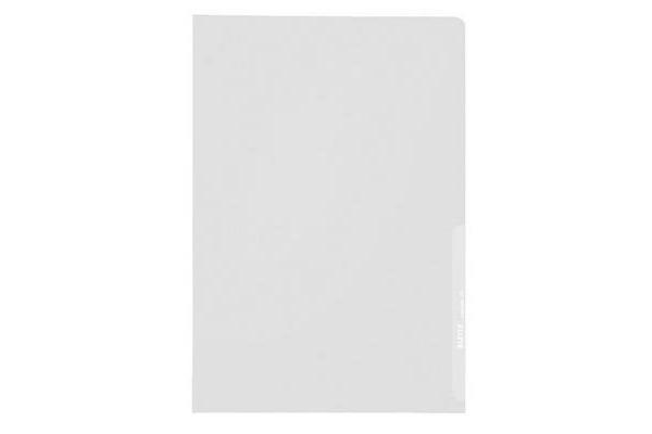 LEITZ Sichthüllen PP A4 40600000 farblos, 0,16mm 100 Stück