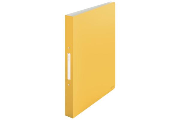 LEITZ Ringbuch Cosy A4 42380019 gelb 32mm