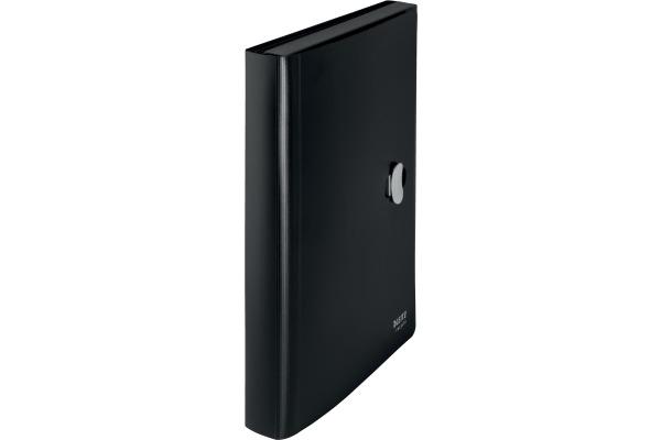 LEITZ Projektmappe Recycle A4 4624-00-95 schwarz, PP 5 Fächer