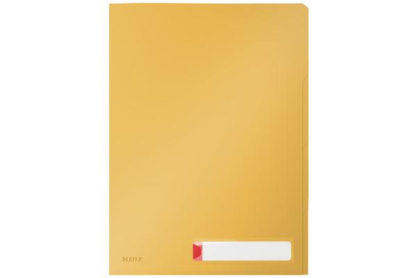 LEITZ Sichthülle Cosy A4 47160019 gelb 3 Stück