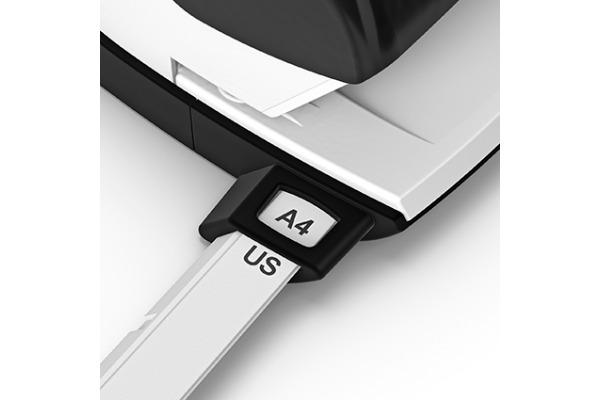 LEITZ Bürolocher NewNeXXt 5.5mm 50080095 schwarz für 30 Blatt