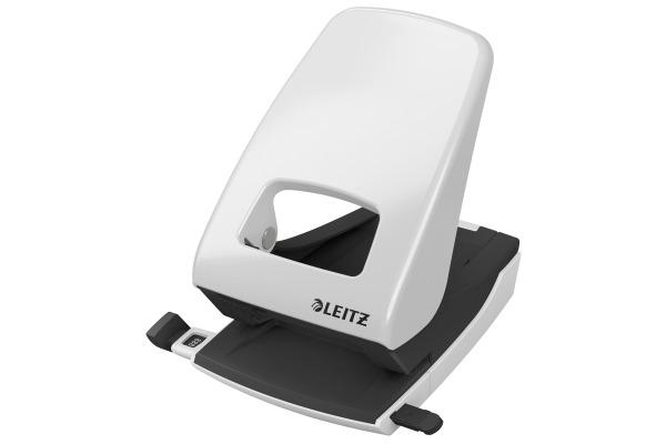 LEITZ Bürolocher NewNeXXt 5.5mm 51380085 grau f. 40 Blatt
