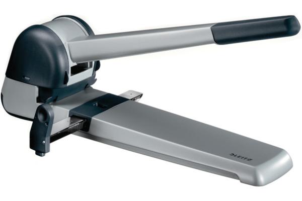 LEITZ Superlocher 25mm 51820084 silber 250 Blatt