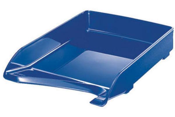 LEITZ Briefkorb elegant A4 52200035 blau