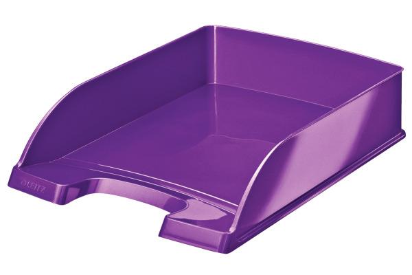 LEITZ Briefkorb WOW A4 52263062 violett