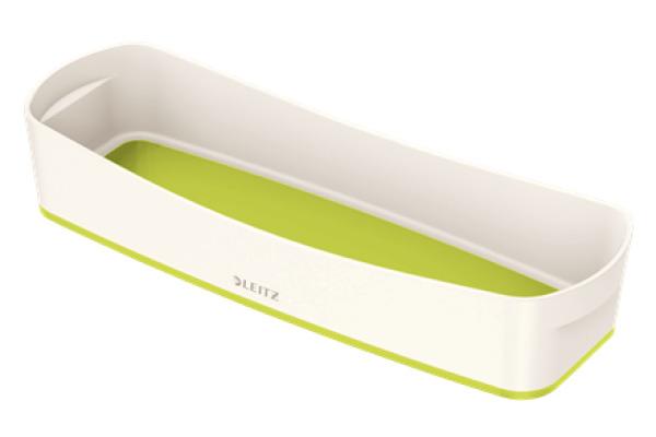 LEITZ MyBox Aufbewahrungsschale 52581064 länglich weiss/grün
