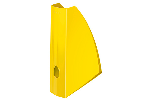 LEITZ Stehsammler WOW A4 52771016 gelb