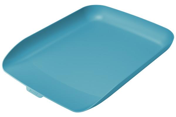 LEITZ Briefkorb Cosy A4 53580061 blau