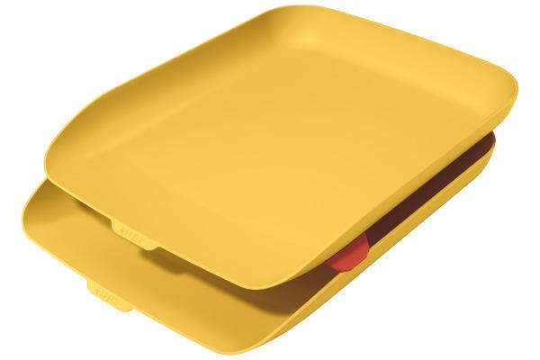 LEITZ Briefkorb Cosy A4 5358-10-19 gelb