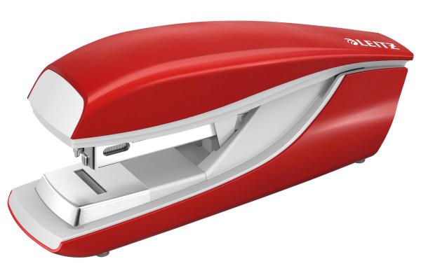LEITZ Flachheftgerät NeXXt 55050025 rot für 30 Blatt