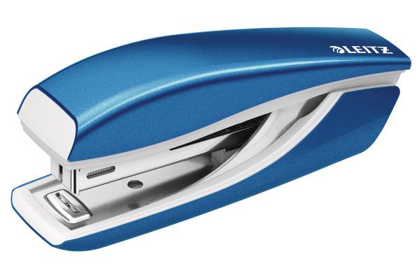 LEITZ Mini-Heftgerät NewNeXXt WOW 55281036 blau,...