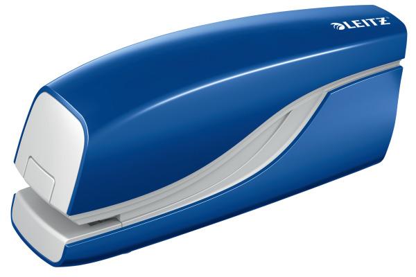 LEITZ Elektrohefter NewNeXXt 55320035 blau für...