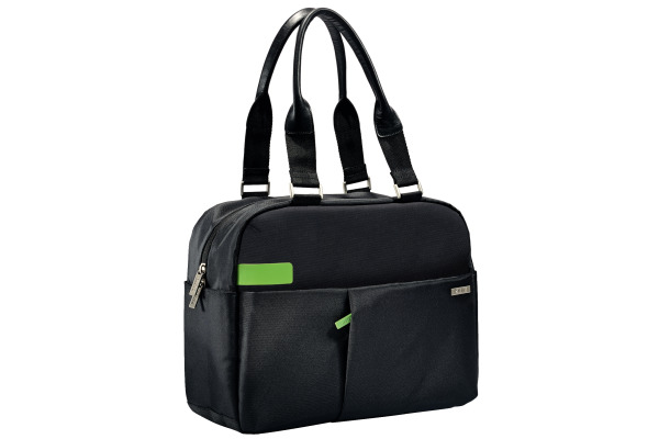LEITZ Shopper Smart Traveller 60180095 13x28x38cm schwarz