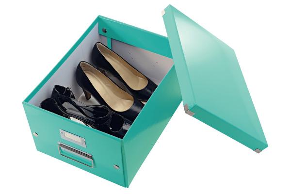 LEITZ Click & Store 281x200x370mm 60440051 eisblau