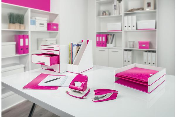 LEITZ Click & Store Stehsammler 60470023 pink
