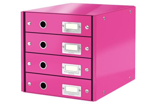 LEITZ Schubladenset Click & Store A4 60490023...