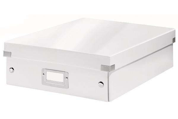 LEITZ Click&Store Box 280x100x370mm 60580001 weiss
