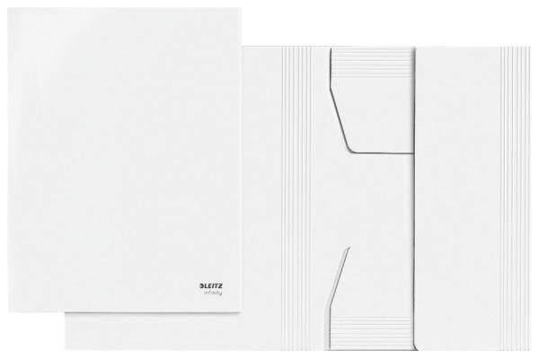 LEITZ Jurismappe Infinity A4 61060000 weiss