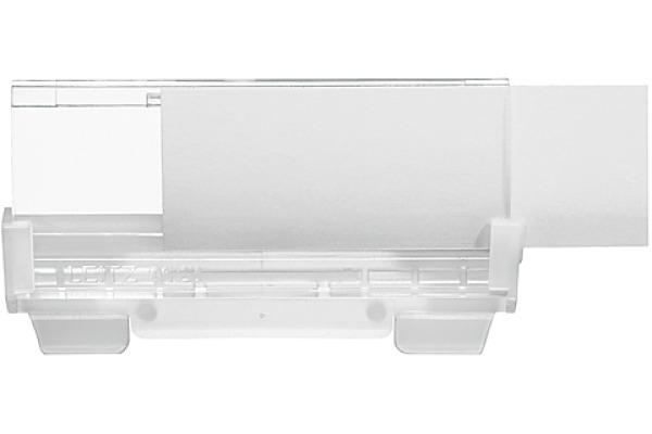 LEITZ Reiter ALPHA 61260003 transparent 5 Stück