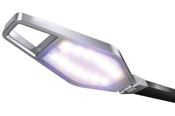 LEITZ Tischlampe Style LED 62080094 satin schwarz