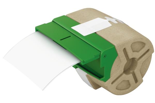 LEITZ Endlosettiket.Kassette Papier 70170001 28x88mm 690...
