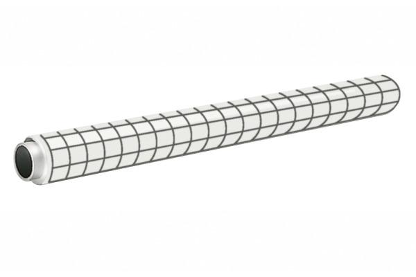 LEITZ Folien-Rolle Easy Flip 70550001 kariert 60cmx20m
