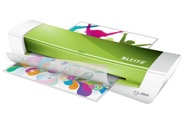 LEITZ Laminiergerät iLAM Home Office 73680054 grün A4