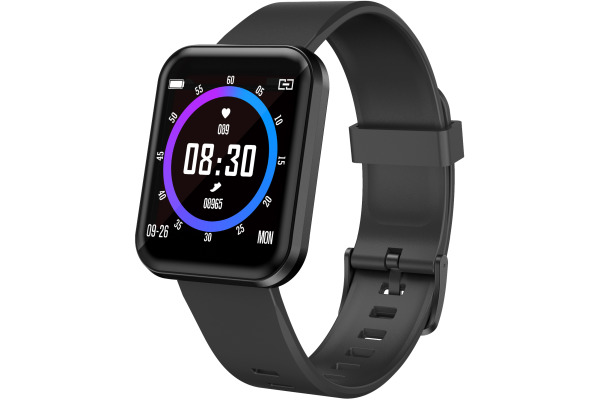 LENOVO Smartwatch E1 Pro black E1 PRO-BK