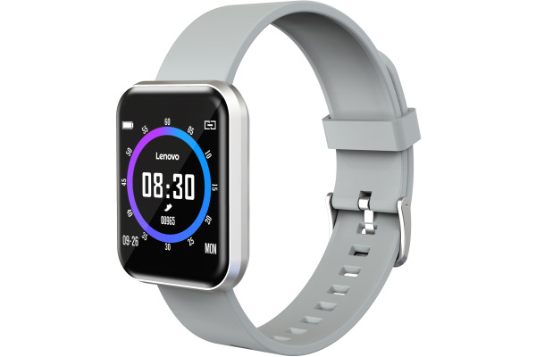 LENOVO Smartwatch E1 Pro silver E1 PRO-SL