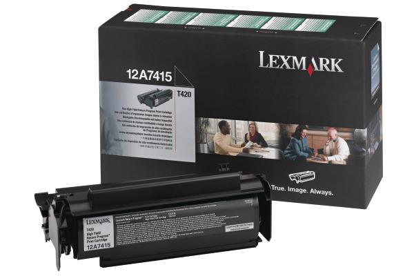 LEXMARK 12A7415